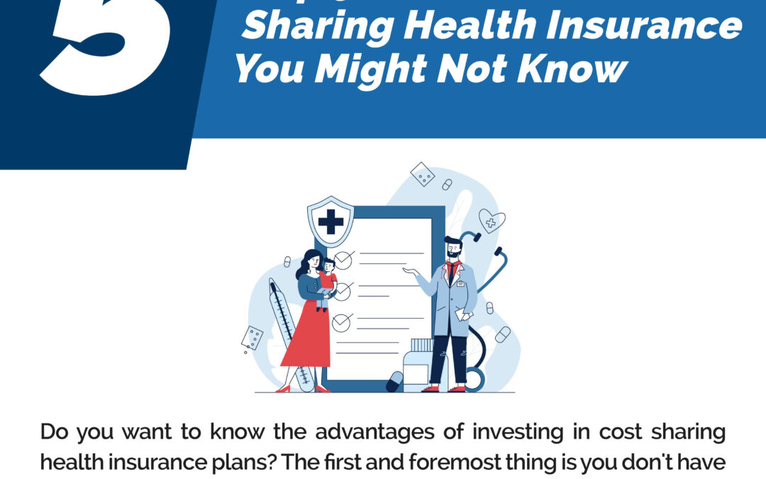 Top 5 FAQs About Cost Sharing Health Insurance You Might Not Know